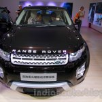 Range Rover Evoque Able front at 2014 Guangzhou Auto Show