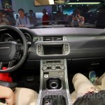 Range Rover Evoque Able interior at 2014 Guangzhou Auto Show