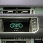 Range Rover Evoque Able screen at 2014 Guangzhou Auto Show