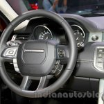 Range Rover Evoque Able steering at 2014 Guangzhou Auto Show