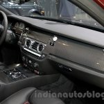 Rolls Royce Ghost Carbon Edition dashboard at 2014 Guangzhou Auto Show