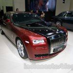 Rolls Royce Ghost Carbon Edition front quarters at 2014 Guangzhou Auto Show