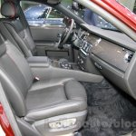 Rolls Royce Ghost Carbon Edition front seat at 2014 Guangzhou Auto Show