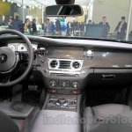 Rolls Royce Ghost Carbon Edition interior at 2014 Guangzhou Auto Show