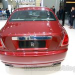 Rolls Royce Ghost Carbon Edition rear at 2014 Guangzhou Auto Show