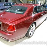 Rolls Royce Ghost Carbon Edition rear quarters at 2014 Guangzhou Auto Show