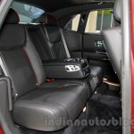 Rolls Royce Ghost Carbon Edition rear seat at 2014 Guangzhou Auto Show