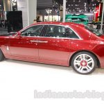 Rolls Royce Ghost Carbon Edition side at 2014 Guangzhou Auto Show