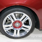 Rolls Royce Ghost Carbon Edition wheel at 2014 Guangzhou Auto Show