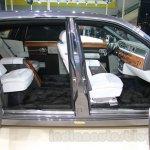 Rolls Royce Phantom Metropolitan cabin at 2014 Guangzhou Auto Show
