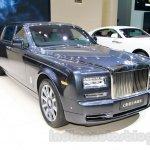 Rolls Royce Phantom Metropolitan front quarter at 2014 Guangzhou Auto Show