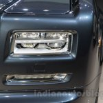 Rolls Royce Phantom Metropolitan headlight at 2014 Guangzhou Auto Show