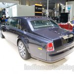 Rolls Royce Phantom Metropolitan rear quarters at 2014 Guangzhou Auto Show