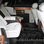Rolls Royce Phantom Metropolitan rear seat at 2014 Guangzhou Auto Show
