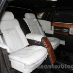 Rolls Royce Phantom Metropolitan rear seats at 2014 Guangzhou Auto Show