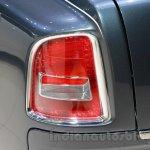 Rolls Royce Phantom Metropolitan taillight at 2014 Guangzhou Auto Show