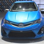 Scion iM Concept front at the 2014 Los Angeles Auto Show