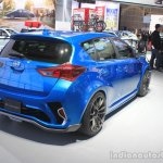 Scion iM Concept rear three quarters right