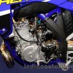 Sherco Prototype 300 SEi-R engine at EICMA 2014