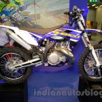 Sherco Prototype 300 SEi-R side at EICMA 2014