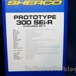 Sherco Prototype 300 SEi-R specs at EICMA 2014