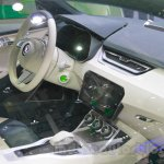 Skoda VisionC Concept dash at the 2014 Guangzhou Auto Show