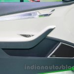 Skoda VisionC Concept door at the 2014 Guangzhou Auto Show