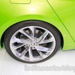 Skoda VisionC Concept wheel at the 2014 Guangzhou Auto Show