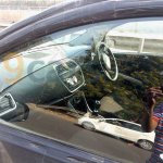 Spied Maruti SX4 S-Cross diesel dashboard