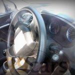 Spied Maruti SX4 S-Cross diesel steering