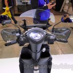 Suzuki Address cluster at EICMA 2014