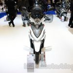 Suzuki Address front angle at EICMA 2014