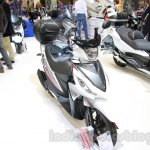 Suzuki Address front quarter at EICMA 2014