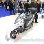 Suzuki Address front quarters at EICMA 2014