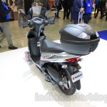 Suzuki Address rear quarter at EICMA 2014