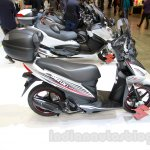 Suzuki Address side at EICMA 2014