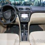 Suzuki Alivio dashboard at 2014 Guangzhou Auto Show