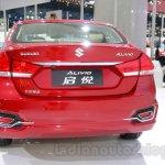 Suzuki Alivio rear at 2014 Guangzhou Auto Show