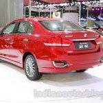 Suzuki Alivio rear quarter at 2014 Guangzhou Auto Show