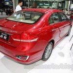 Suzuki Alivio rear quarters at 2014 Guangzhou Auto Show