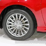 Suzuki Alivio wheel at 2014 Guangzhou Auto Show