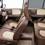 Suzuki Alto Lapin Chocolat X interior