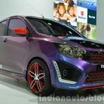 Suzuki Celerio Custom DRLs at the 2014 Thailand International Motor Expo