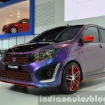 Suzuki Celerio Custom live image at the 2014 Thailand International Motor Expo