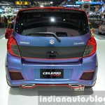 Suzuki Celerio Custom rear at the 2014 Thailand International Motor Expo