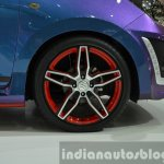 Suzuki Celerio Custom wheel at the 2014 Thailand International Motor Expo