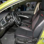 Suzuki SX4 S Cross front seats at 2014 Guangzhou Auto Show
