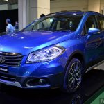 Suzuki SX4 S-Cross in Malaysia front three quarter
