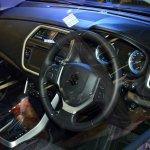 Suzuki SX4 S-Cross in Malaysia interior