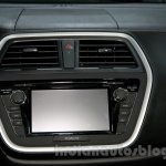 Suzuki SX4 S Cross music system at 2014 Guangzhou Auto Show